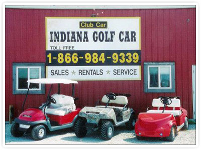 Indiana Golf Car Building